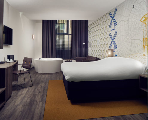 Luxe kamers & suites in amsterdam inntel hotels amsterdam centre
